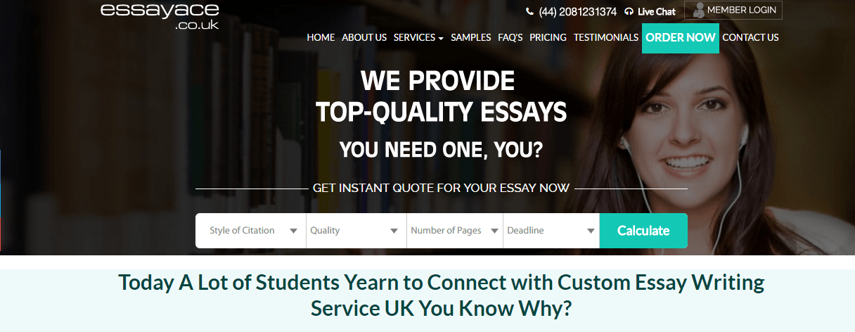 essay service uk high quality