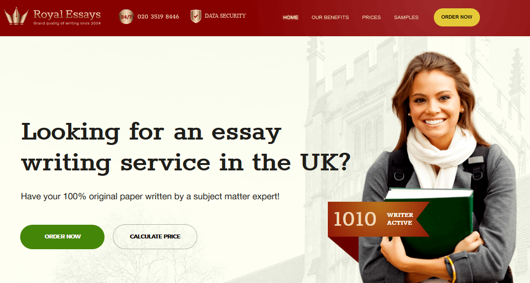 Uk writing services