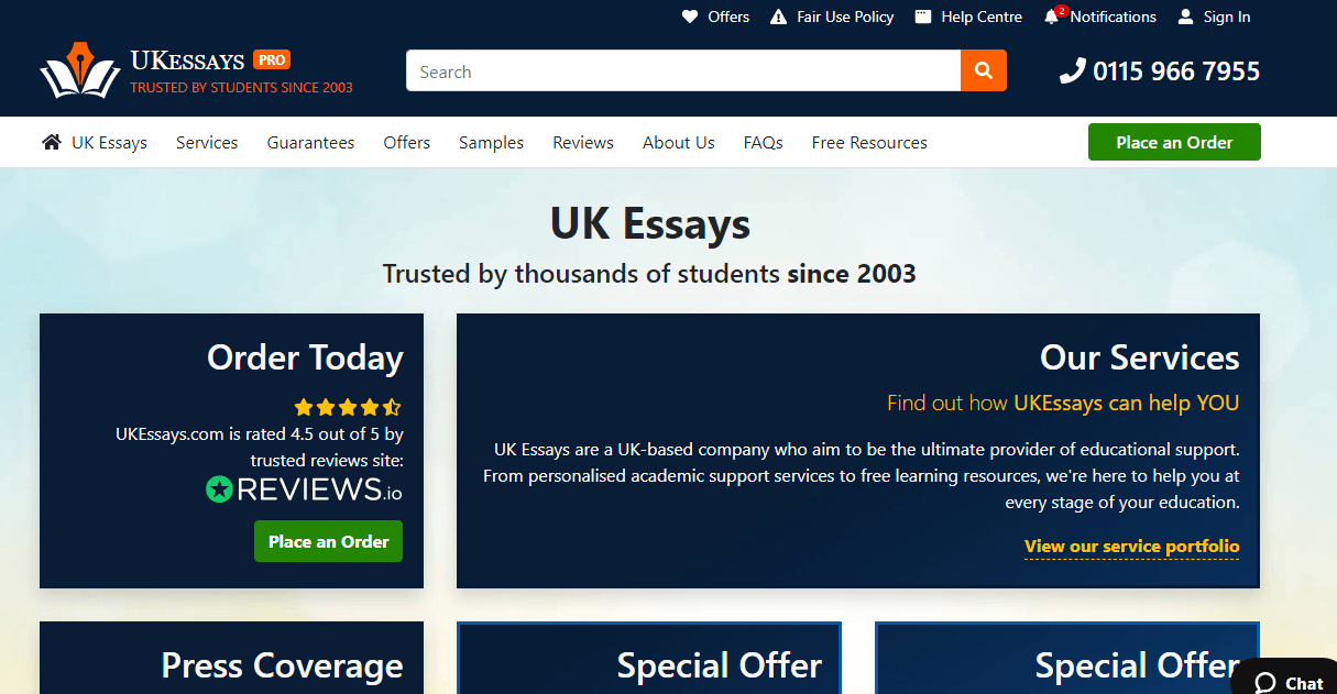 Essay Writing Service: Best Essay Writers in UK