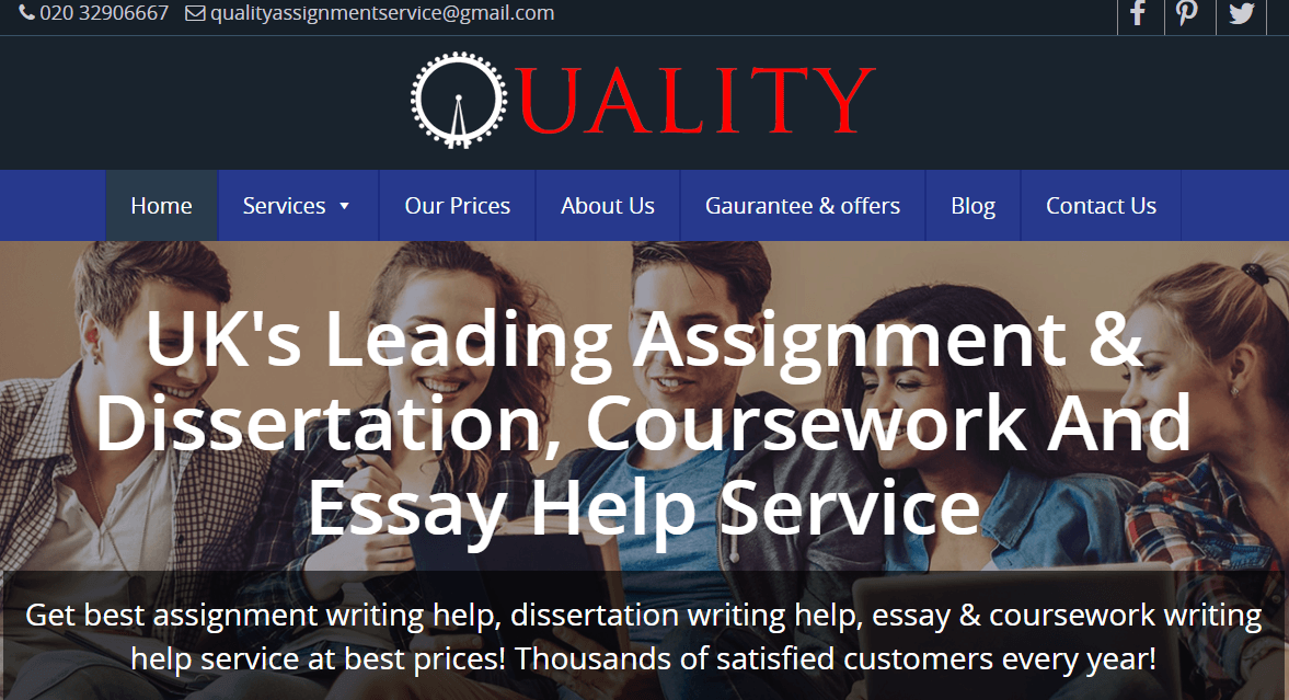 qualityassignment.co.uk