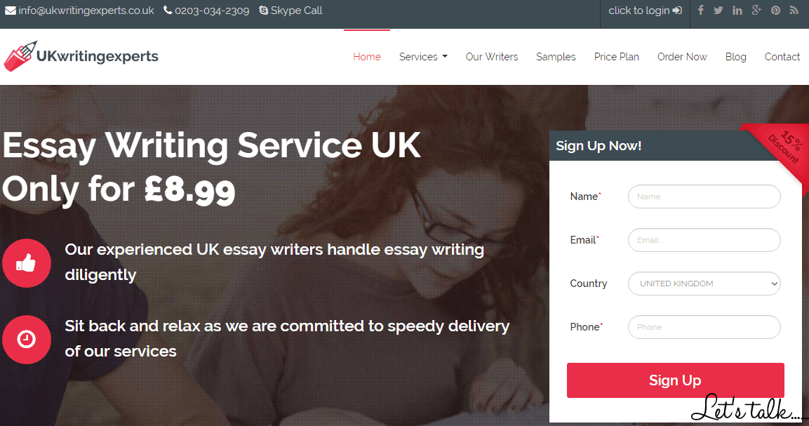 Essay writers uk reviews