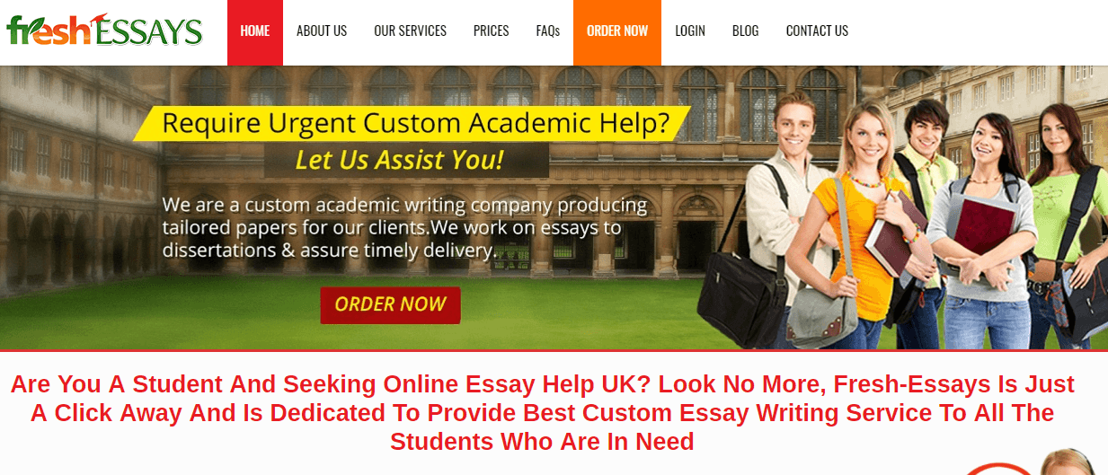 review fresh essays uk top writers freshessays co uk review