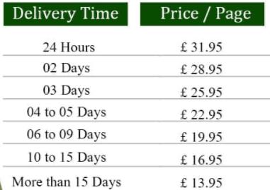 affordable-dissertation.co.uk price
