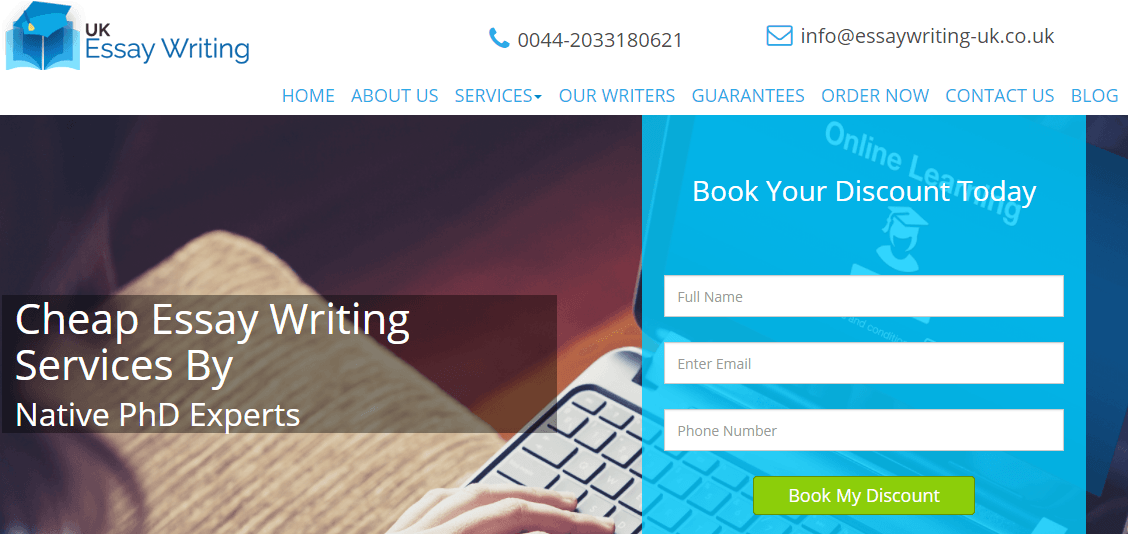 Best Essay Writing Services (September 2018)