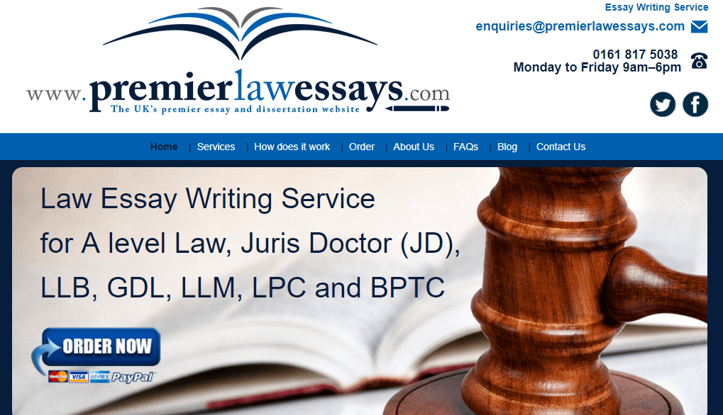 Write my writing law essays