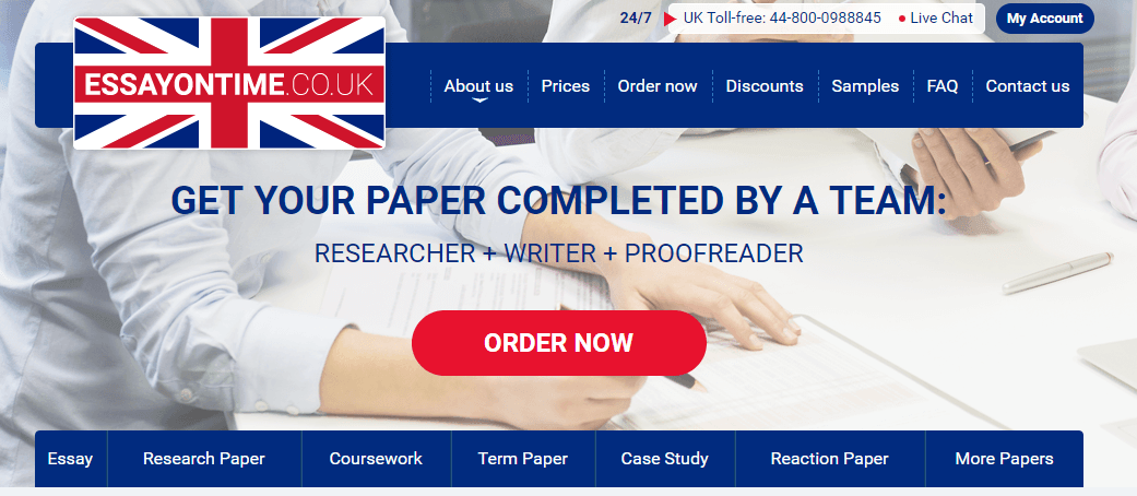 Uk essay writers review