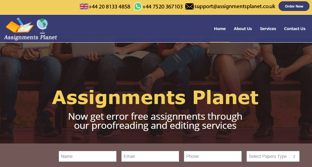 assignmentsplanet.co.uk
