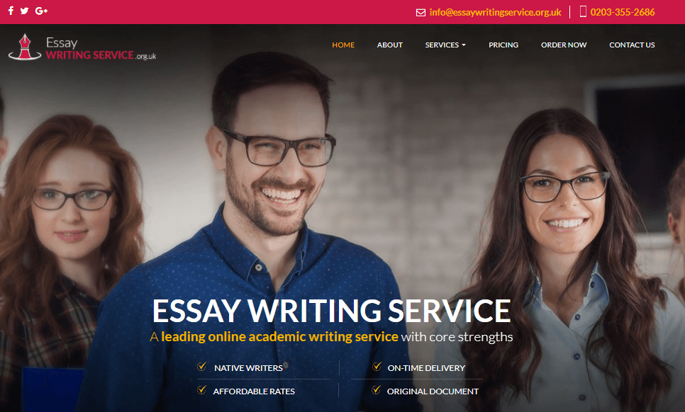Essay writing service uk reviews