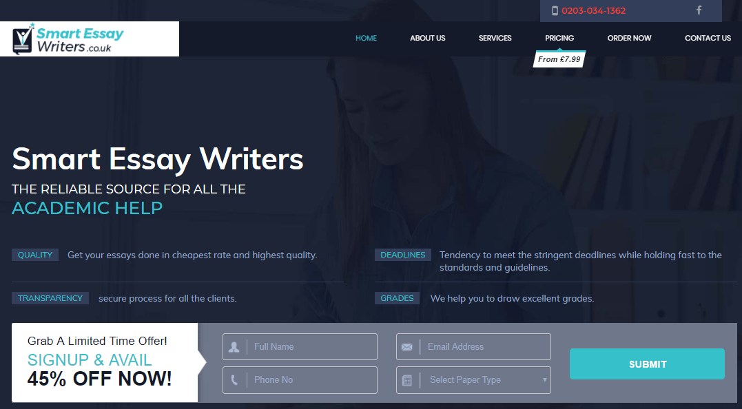 smartessaywriters.co.uk
