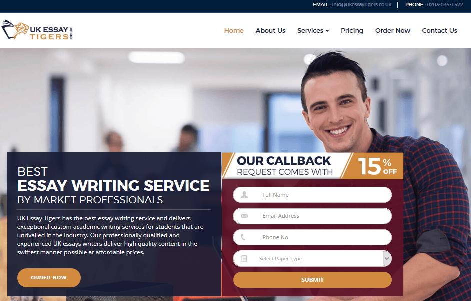 ukessaytigers.co.uk