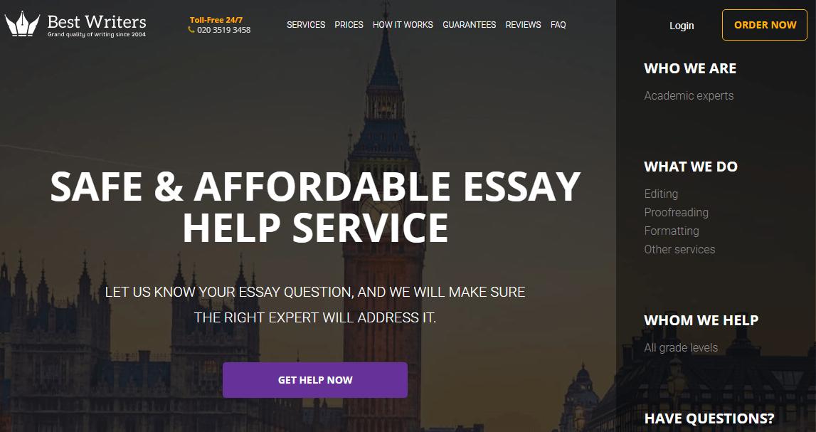 bestwriters.co.uk