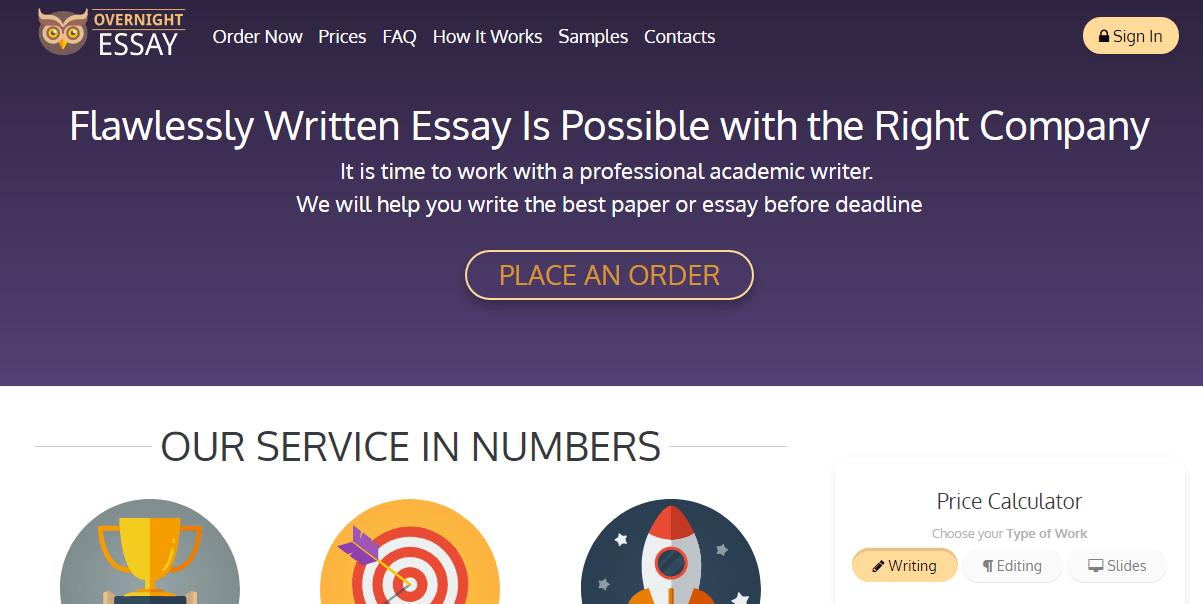 overnightessay.co.uk