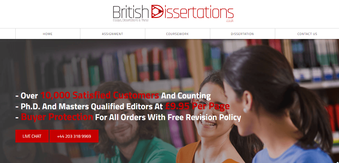 britishdissertations.co.uk