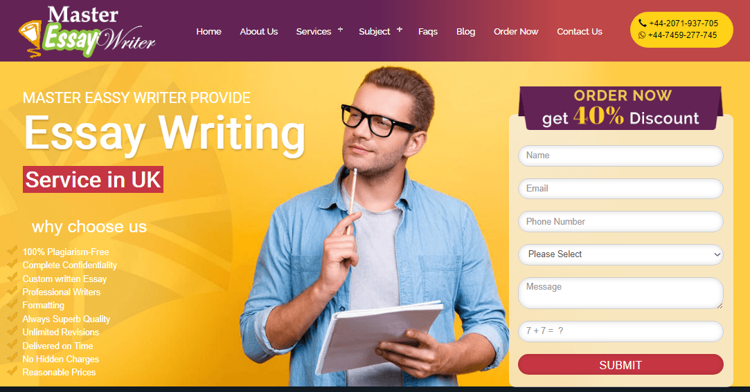 academic writing services uk