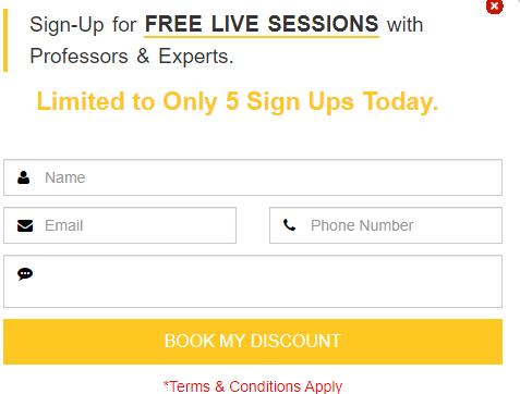 academicpulse.co.uk discount