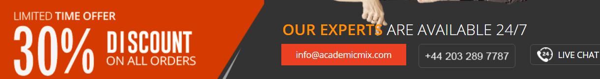 academicmix.com discount