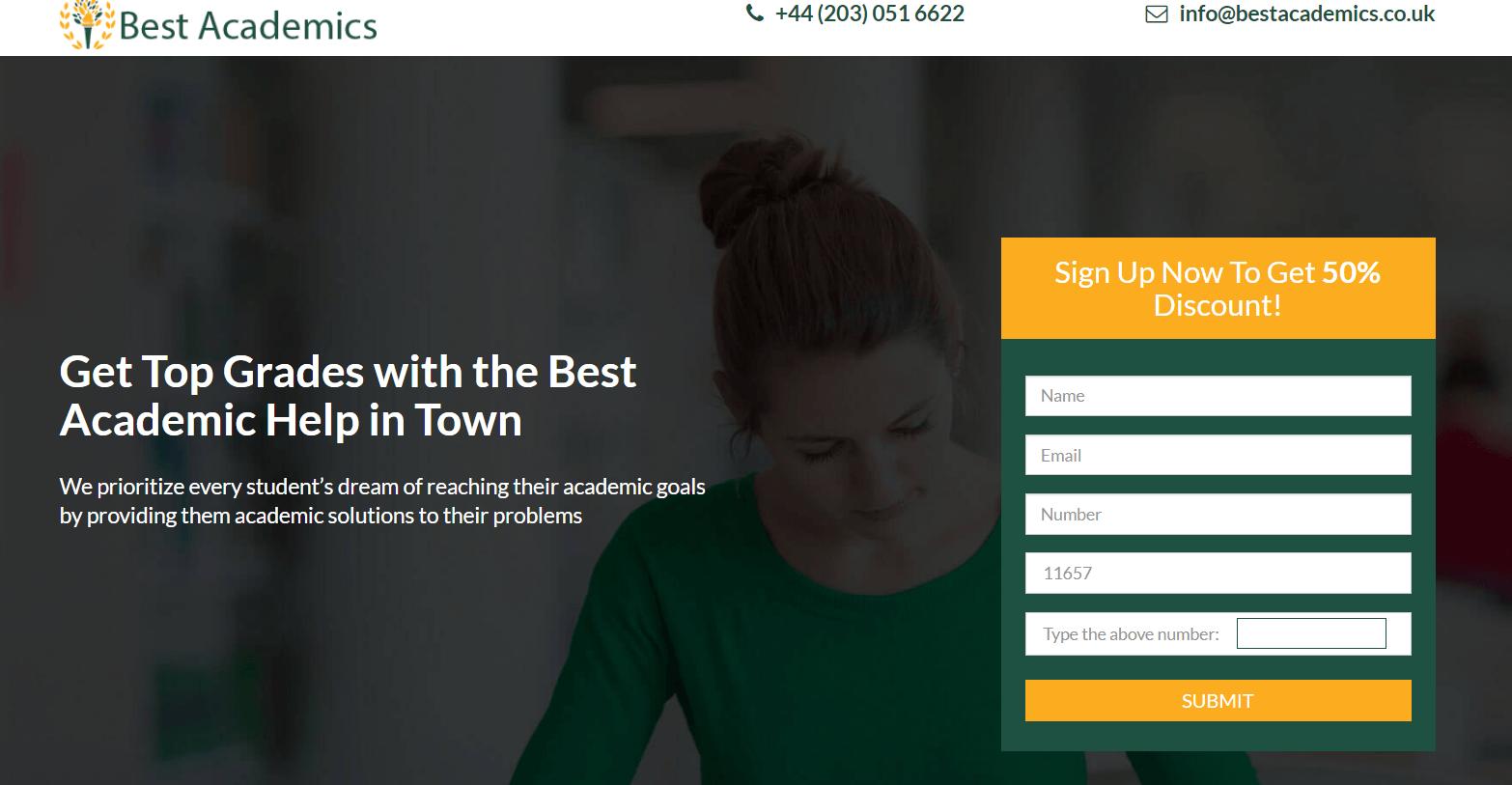 bestacademics.co.uk