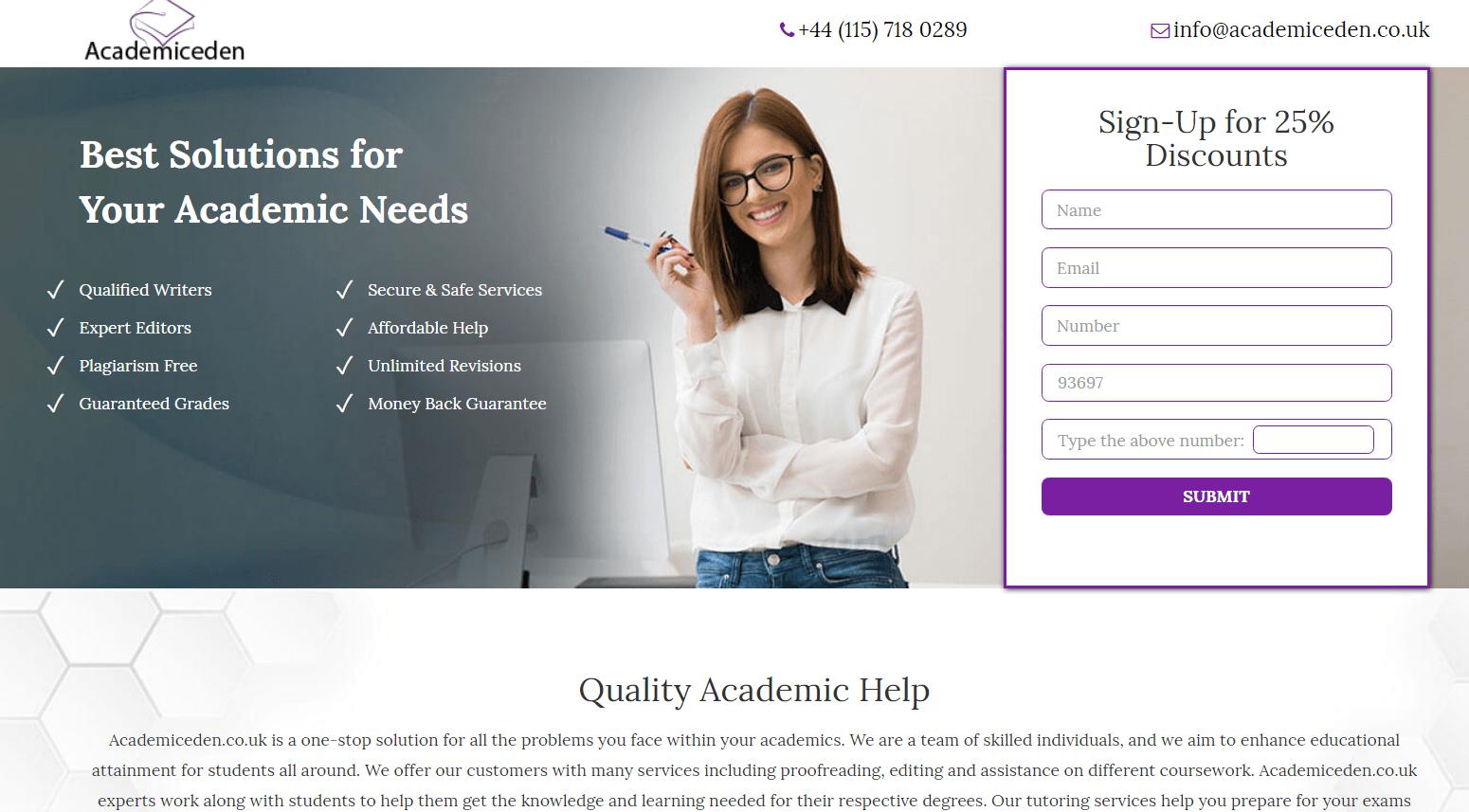 academiceden.co.uk