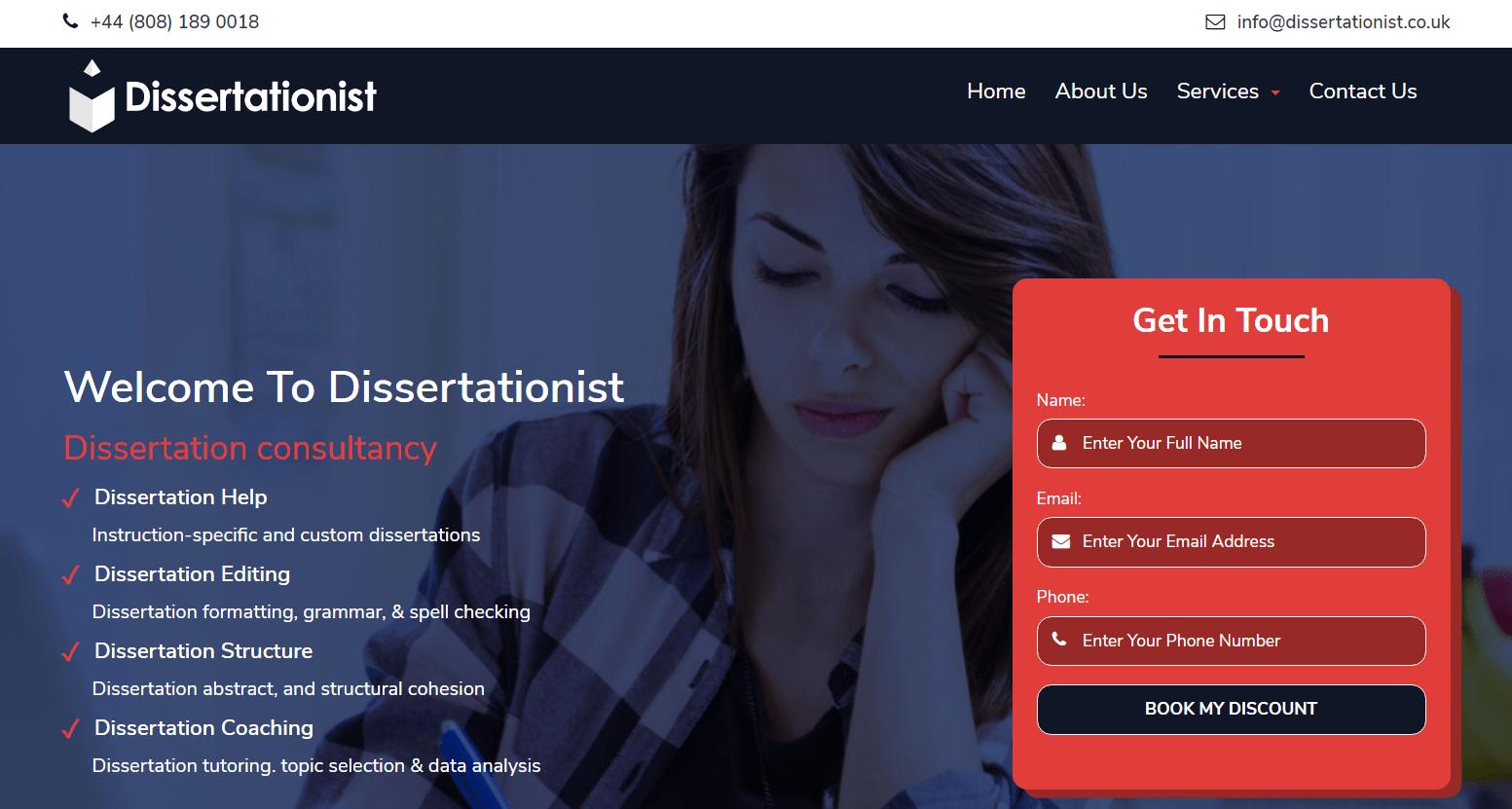 dissertationist.co.uk