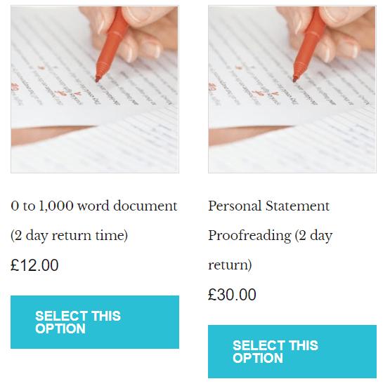 londonproofreaders.co.uk price