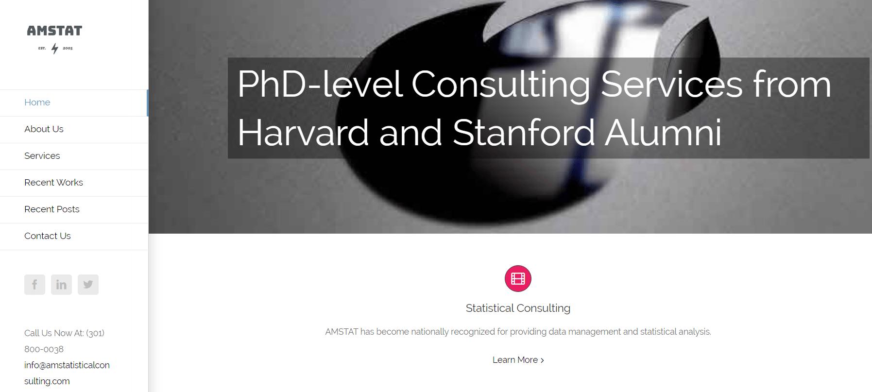amstatisticalconsulting.com
