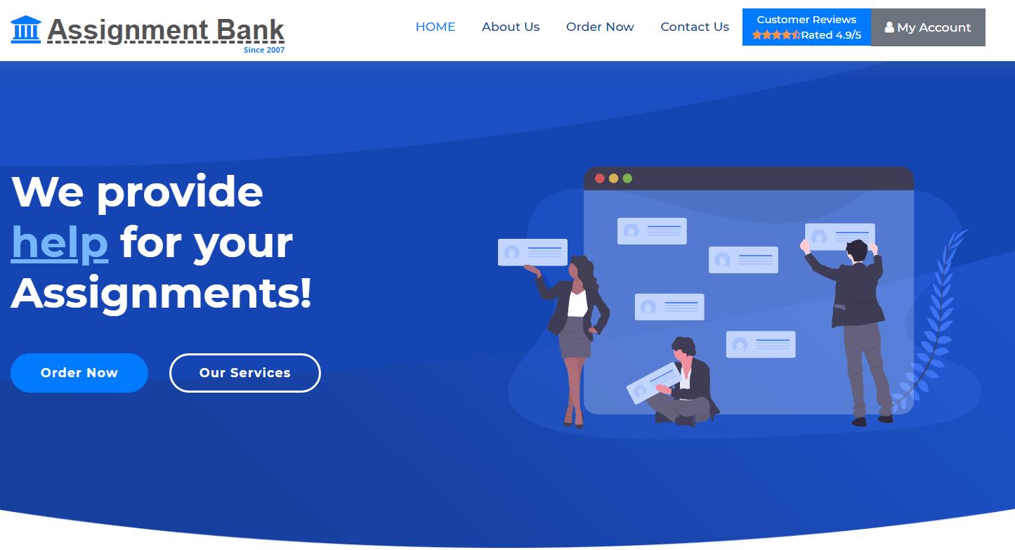 assignmentbank.co.uk
