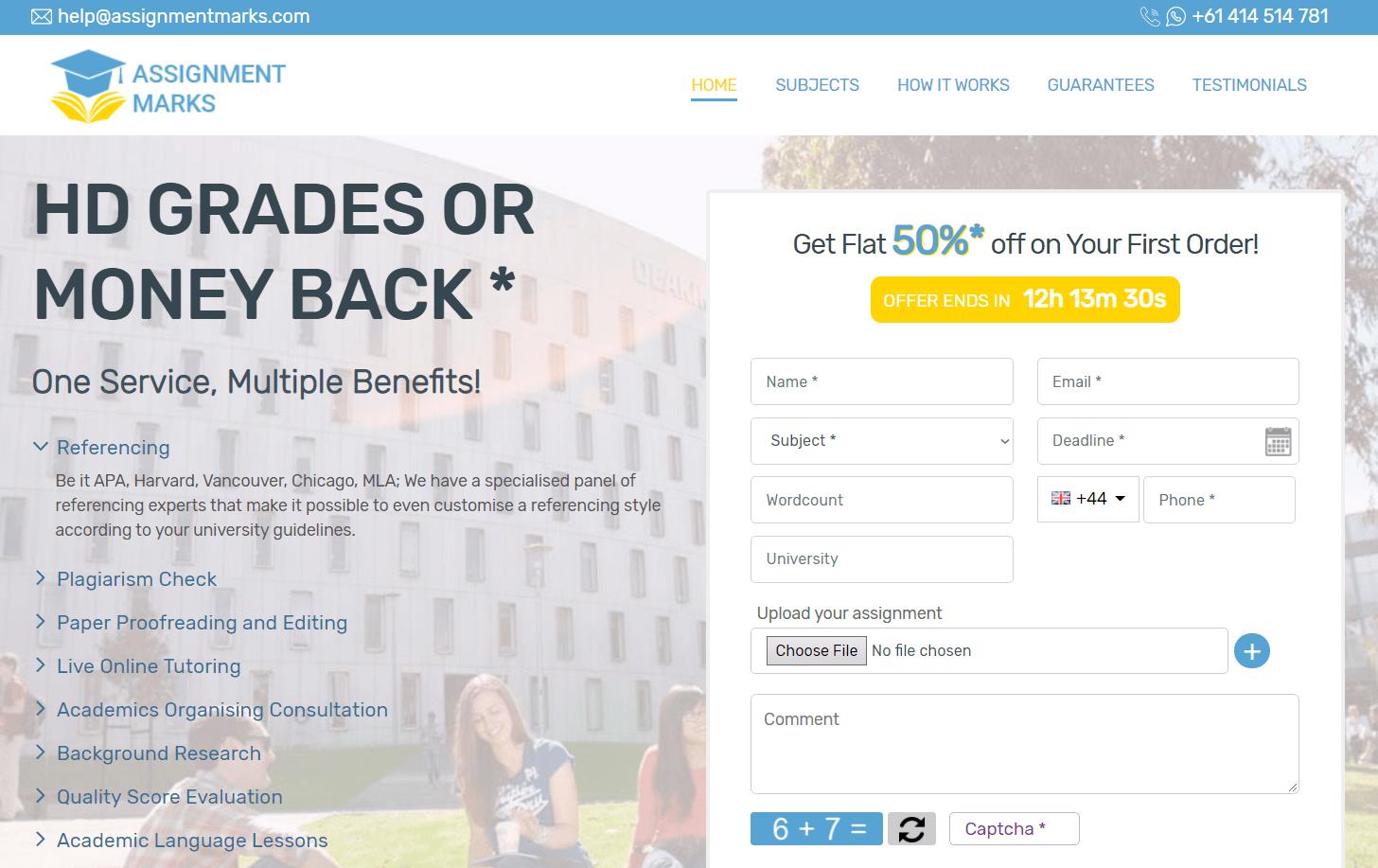 assignmentmarks.com