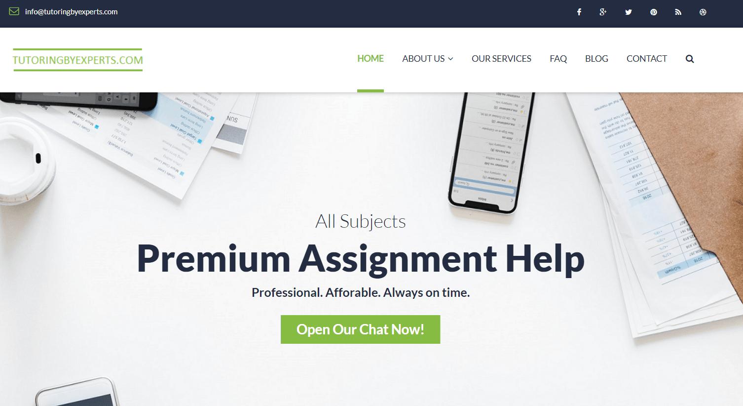 tutoringbyexperts.com