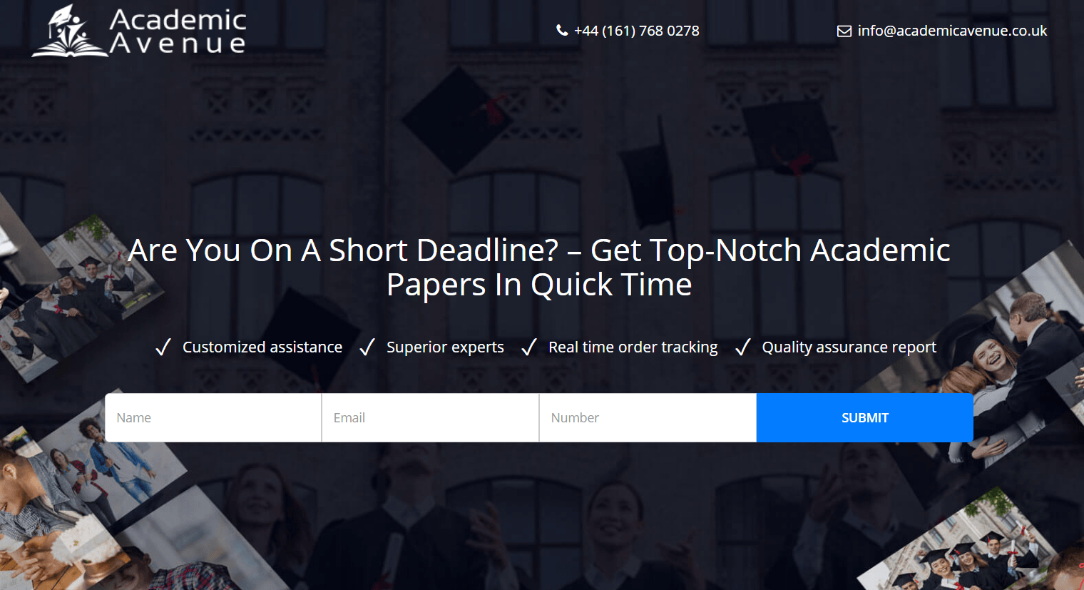 academicavenue.co.uk