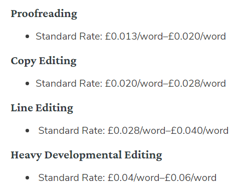 thesis-editor.co.uk price