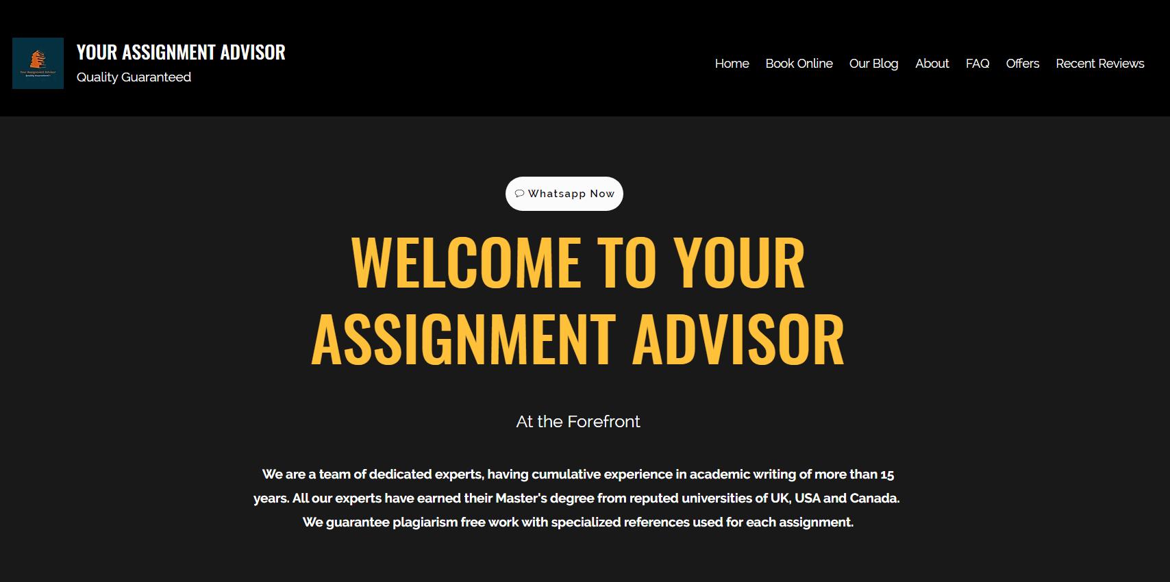 yourassignmentadvisor.com