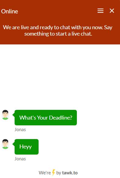 onlineexamshelp.com customer support