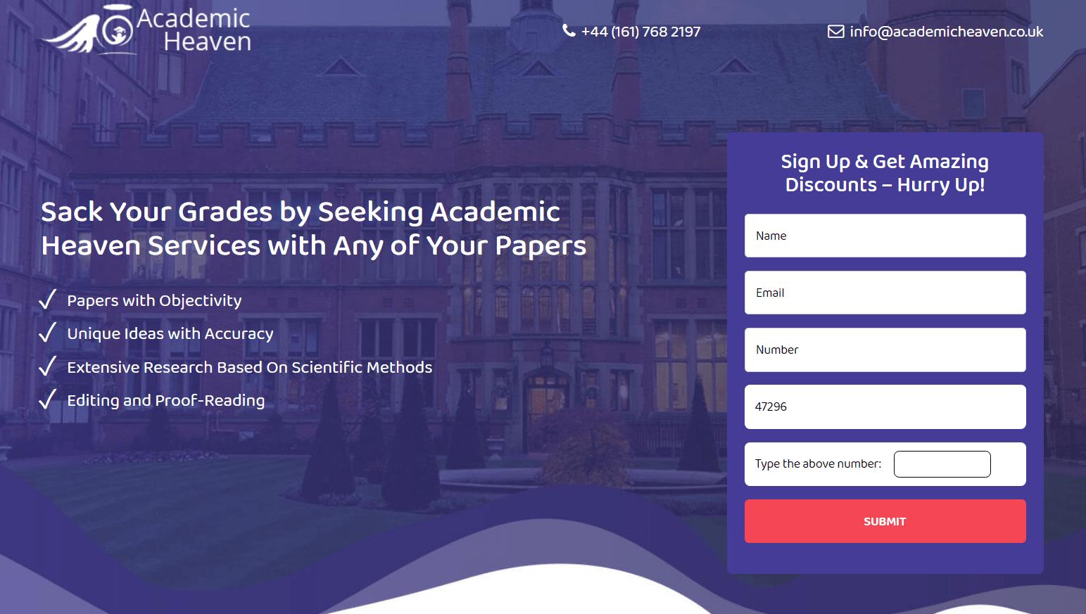 academicheaven.co.uk