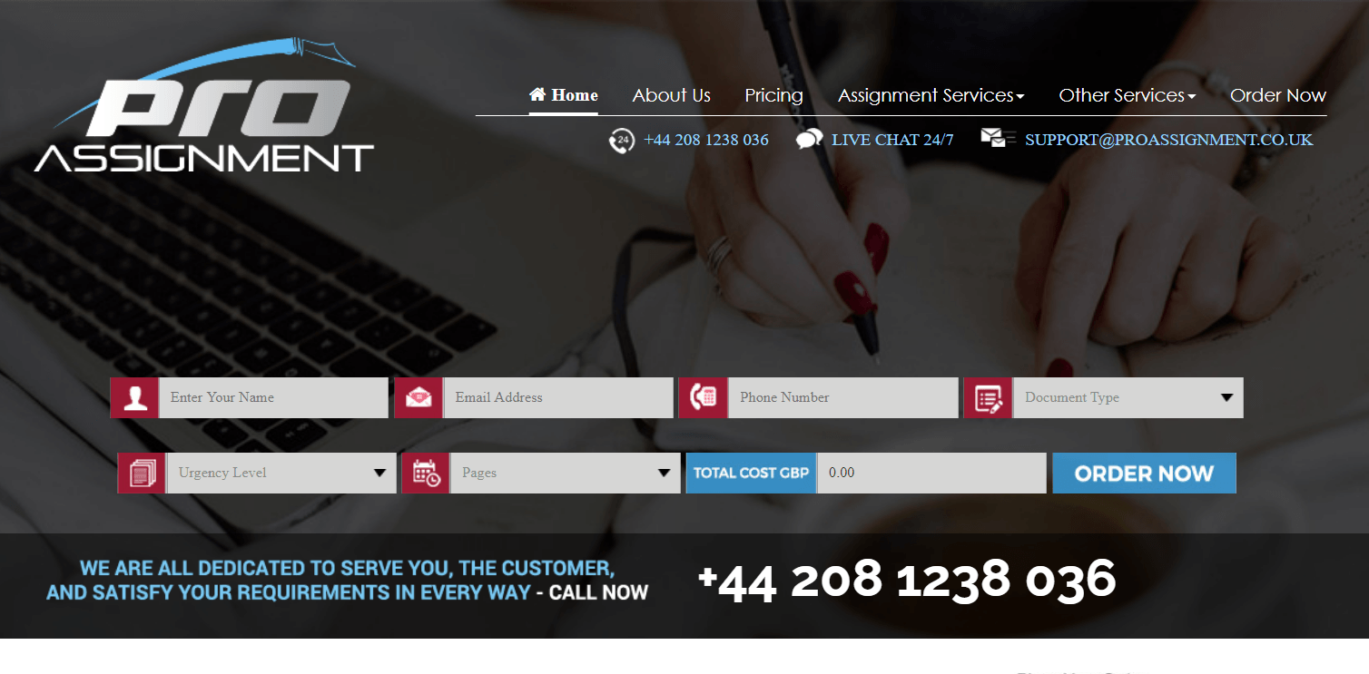 proassignment.co.uk