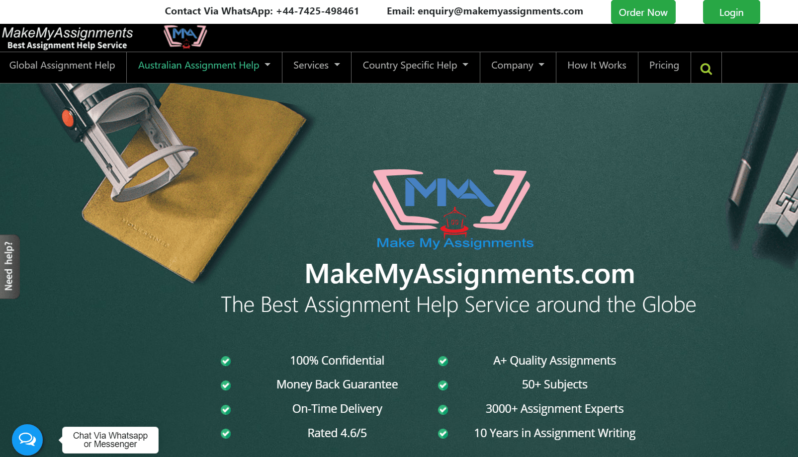makemyassignments.com