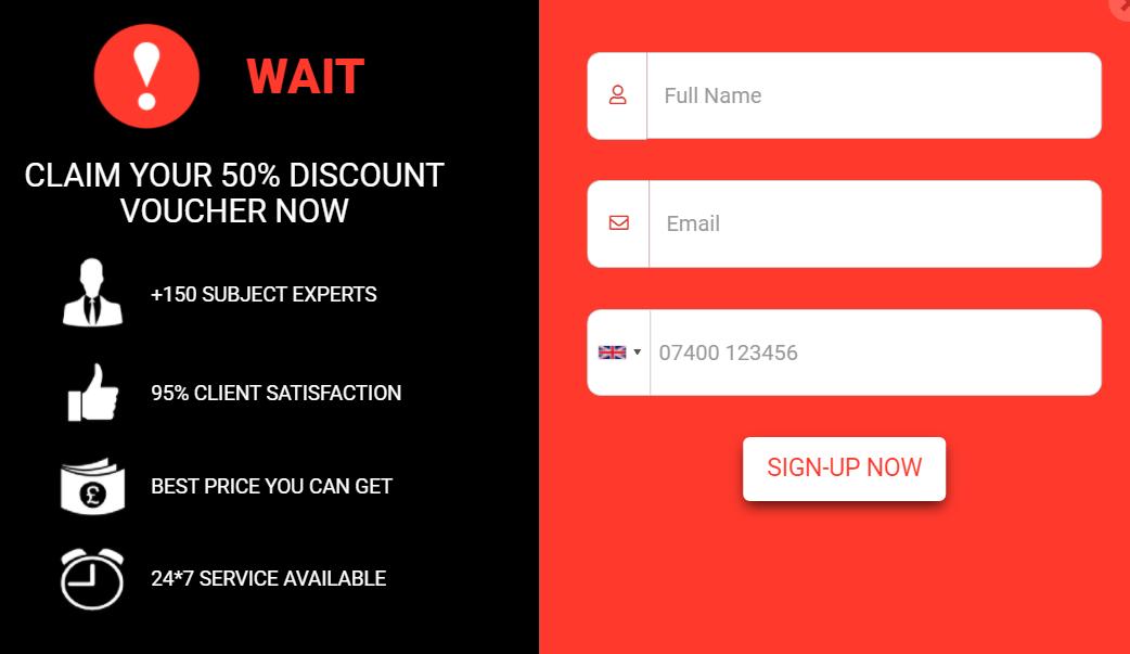 britassignment.co.uk discount