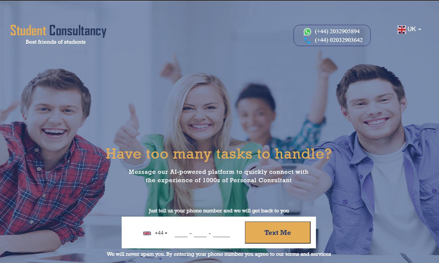 studentconsultancy.co.uk
