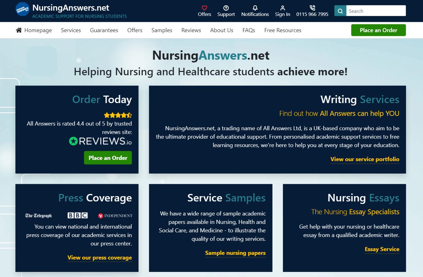 nursinganswers.net